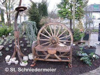 Accessoires deko - Gartenfiguren holz ...